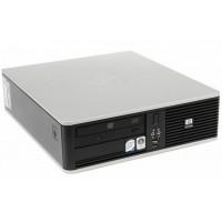 HP DC7800 Core2Duo E6700 2,66Ghz 2GB 1000GB DVD Windows 7 compatible